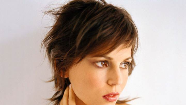 Side Face Closeup Of Elena Anaya